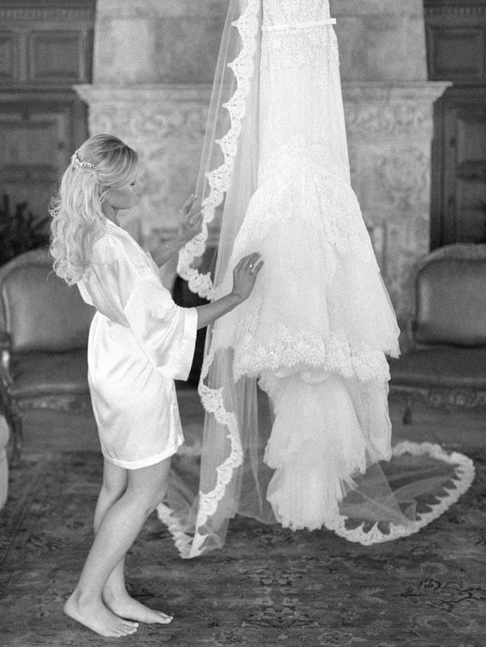Biltmore bride preparation