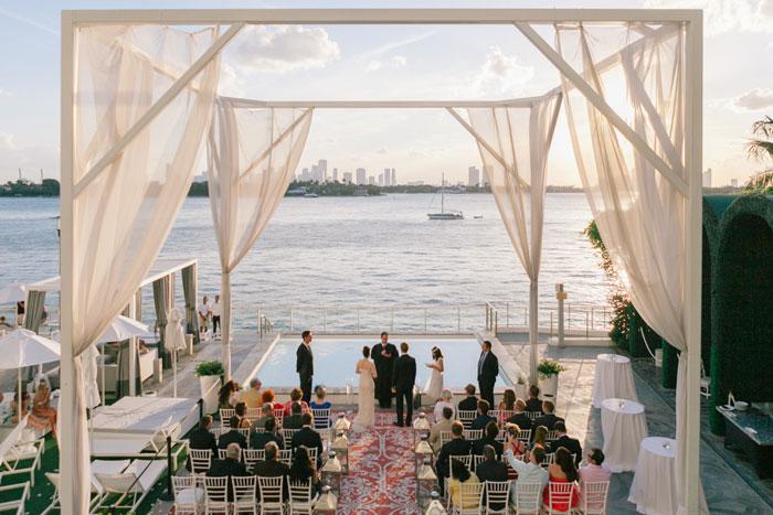 Mondrian South Beach Wedding 20 - best beach wedding photos