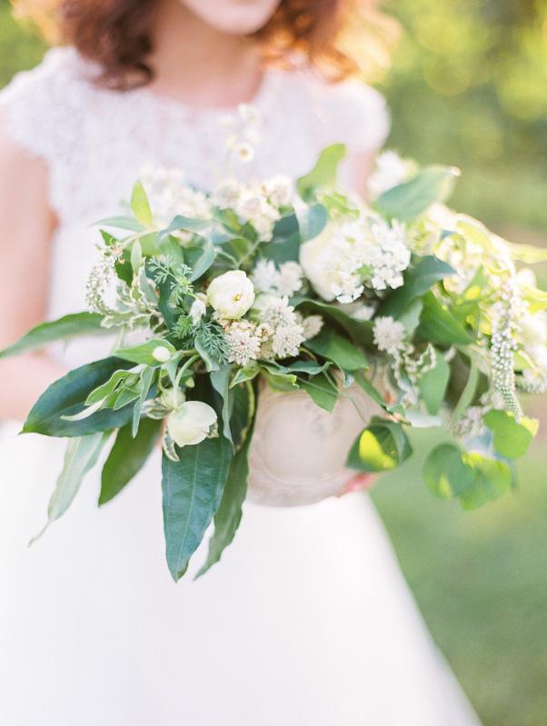 Vineyard Wedding Inspiration Contax 645 Fuji 400H