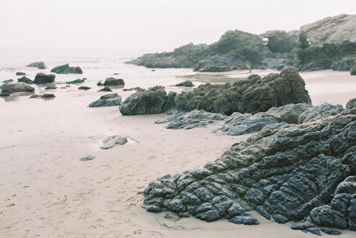 Malibu-Beach-Contax 645 Fuji 400H