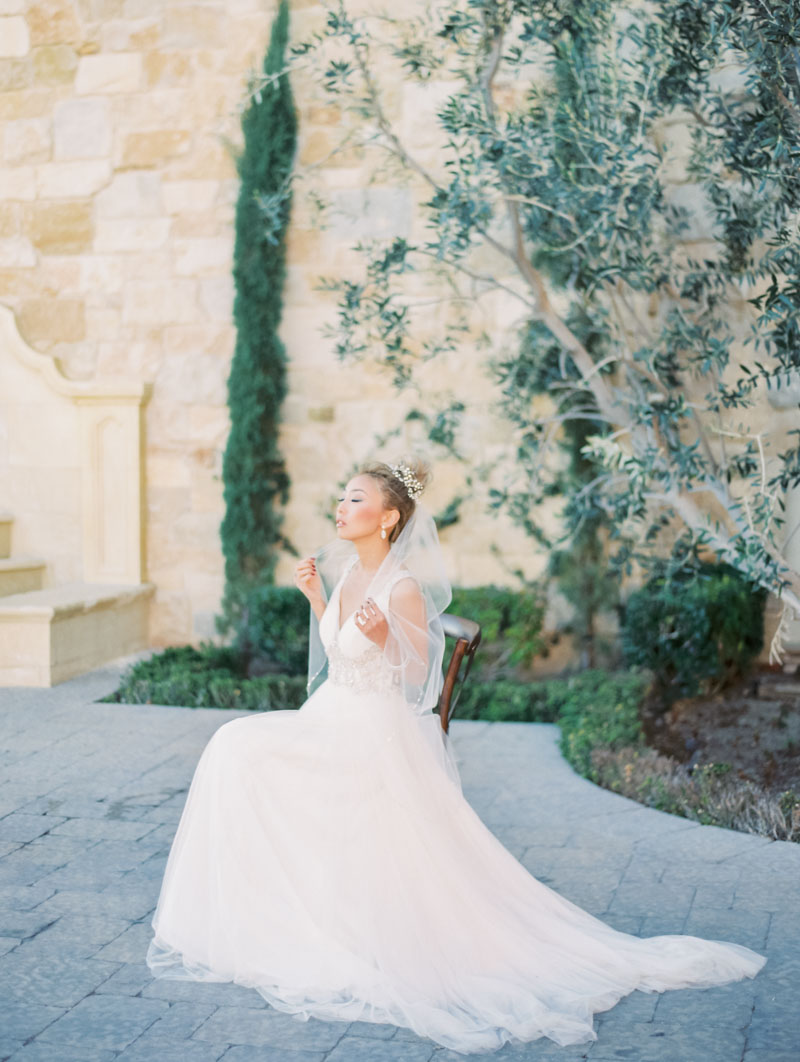 Los Angeles Film Wedding Photographer Fuji 400H
