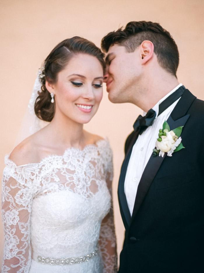 Biltmore Wedding Kodak Portra 400