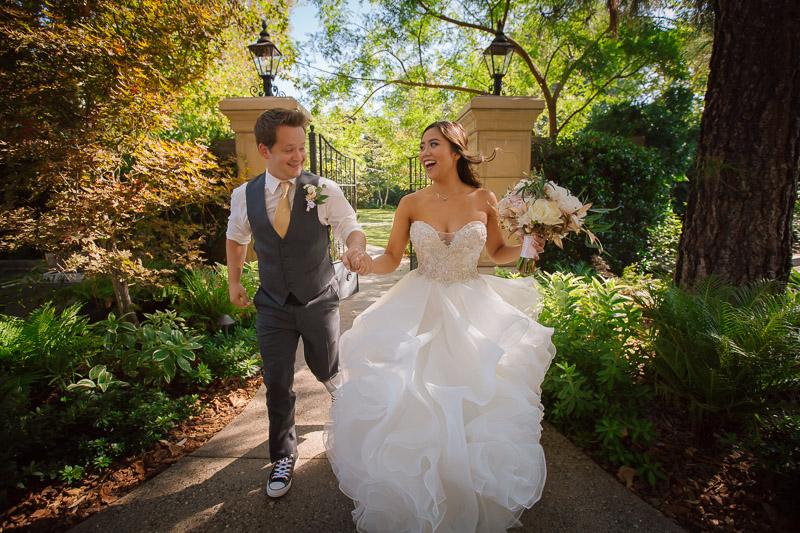 Hannah Montana star wedding