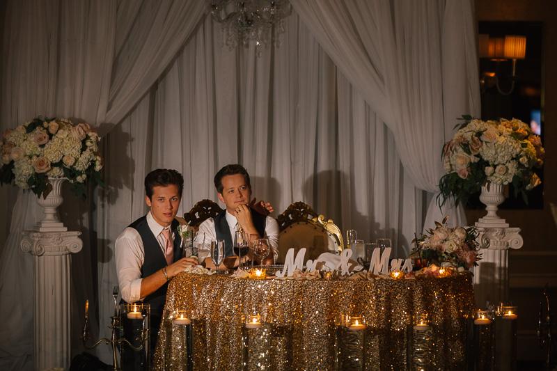 Leo Howard at Jason Earles wedding
