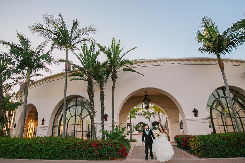 Fess Parker Hotel Wedding
