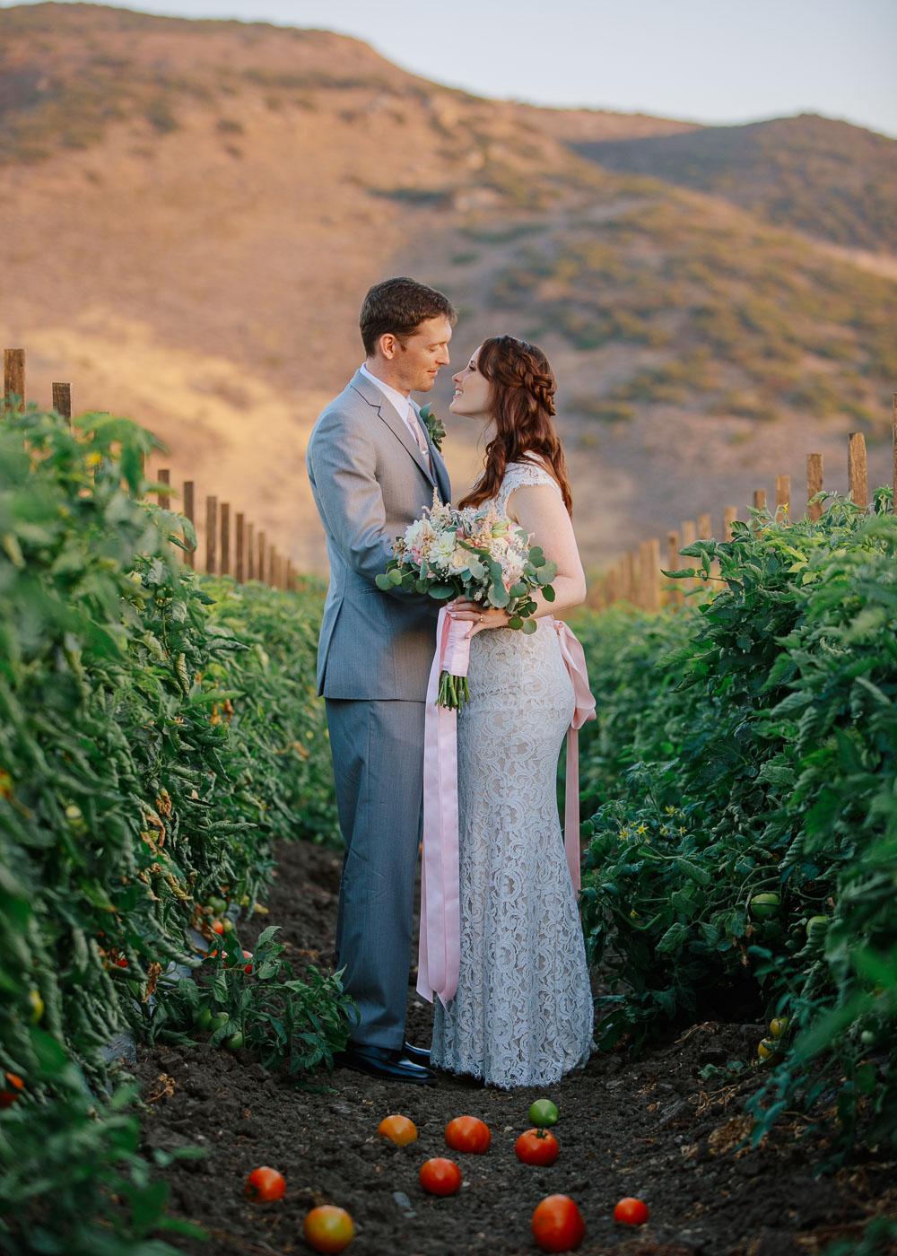 Beautiful Maravilla Gardens Wedding