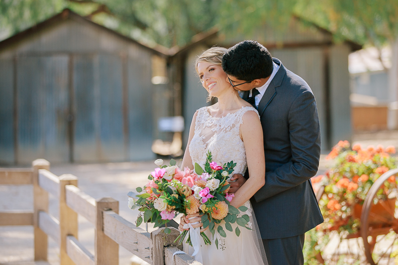 Strathearn Historical Park Wedding