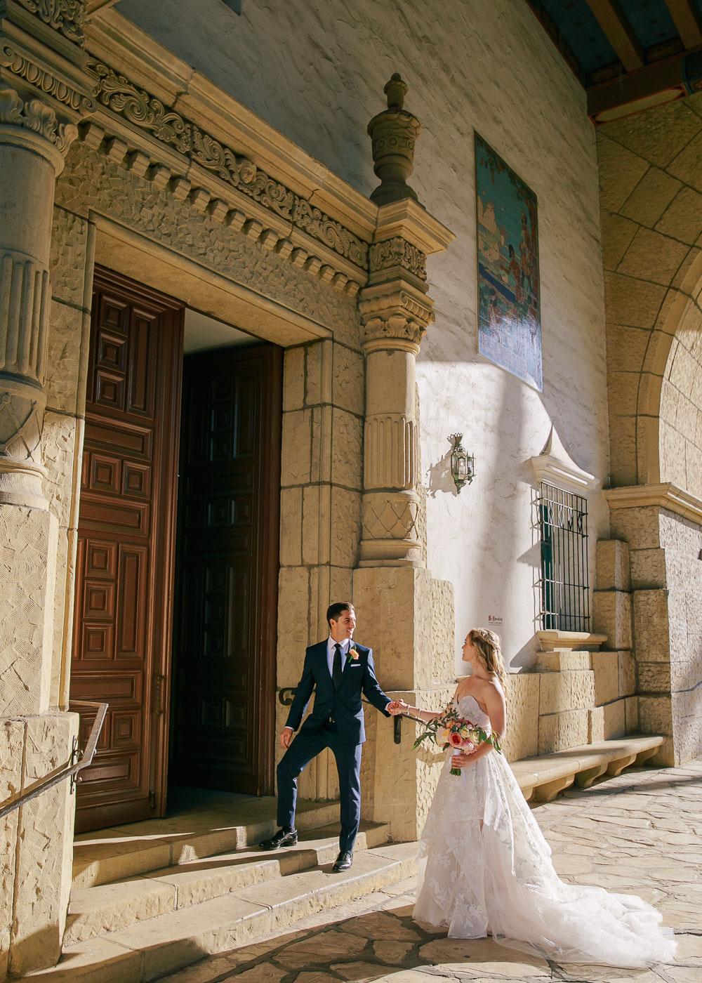 Canary Hotel Wedding