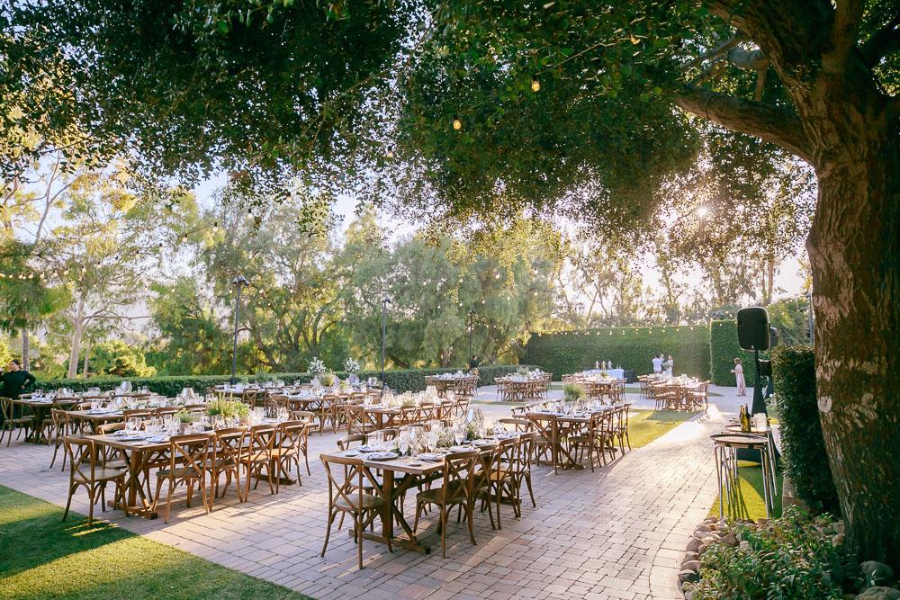 Organic Maravilla Gardens Wedding