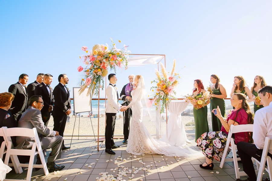 Malibu Beach Wedding