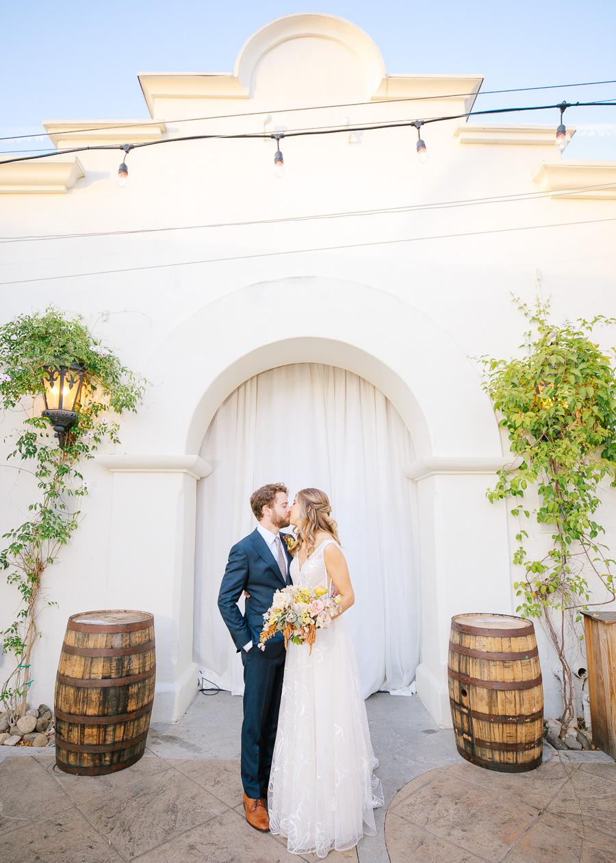 Villa and Vine wedding
