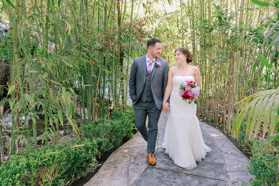 Hartley Botanica Wedding