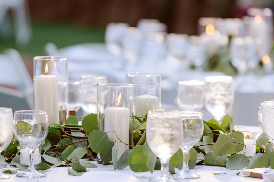 Hartley Botanica Wedding Reception